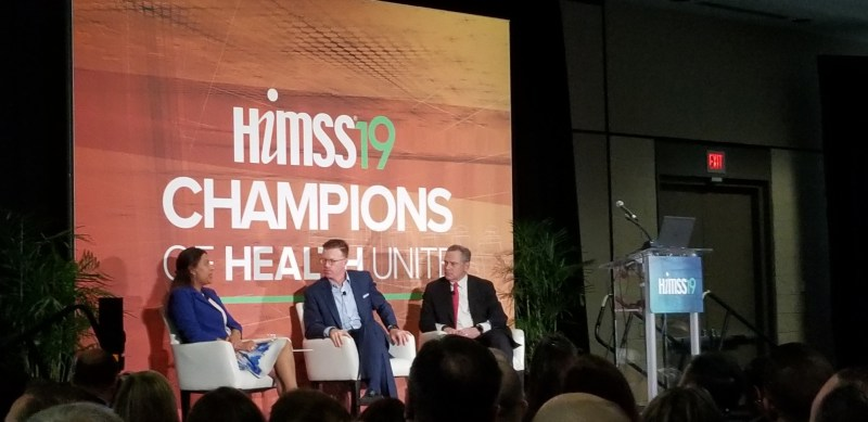 perficient salesforce at himss19
