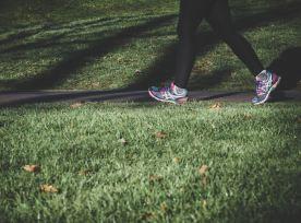 Heart & Stroke Walk