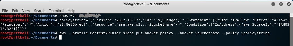 How To Use The AWS API With S3 Buckets In Your Pen Test