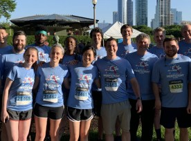 J.P. Morgan Corporate Challenge Race