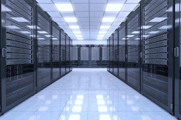 Data Center Interior