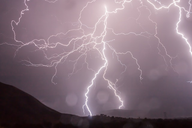 Lightning Sky Storm 53459