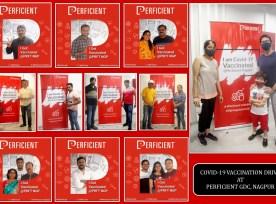 Perficient Nagpur Covid Vaccination Drive