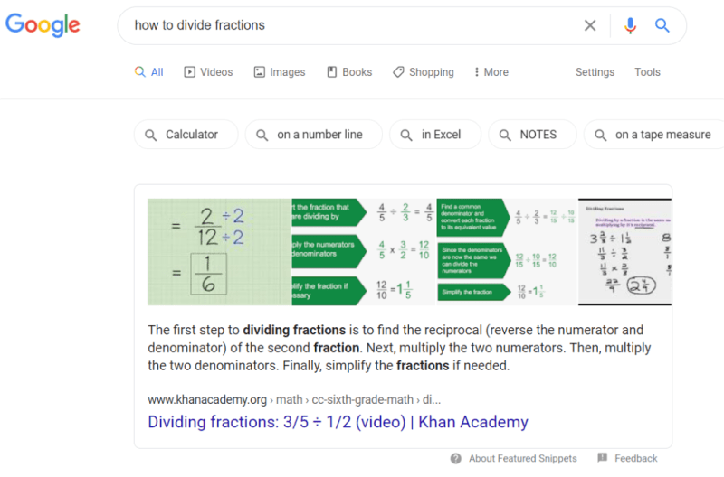 Getting a featured snippet spot on Google search is highly recommended