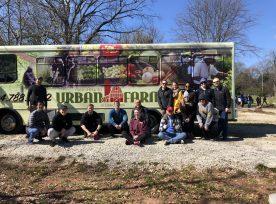 Group Photo at Metro Atlant Urban Farm