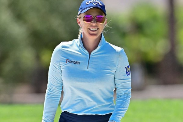 Morgan Pressel Team Perficient Updated