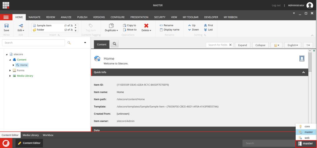 Sitecore Ext Screenshot 6
