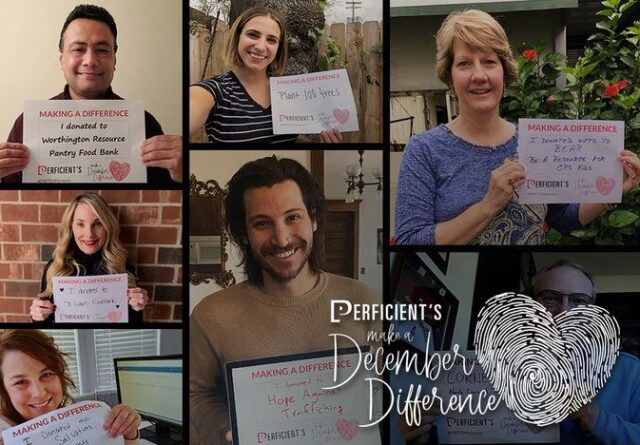 Group Of Difference Makers Perficient