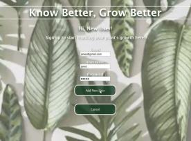 Plant App 2