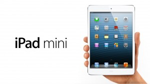 Enter our iPad Mini giveaway online before you go!