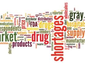 A Blueprint for managing drug shortages