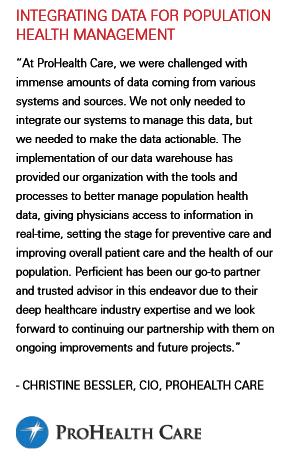 Christine Bessler, CIO, ProHealth Care