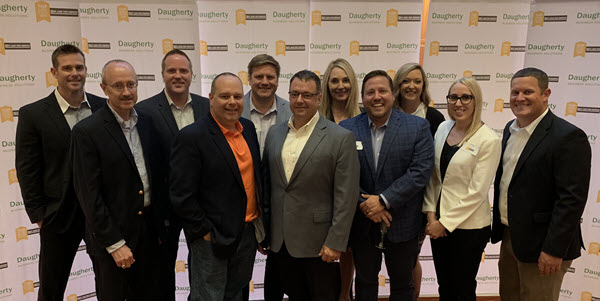 Perficient at the St. Louis Post-Dispatch's 2019 Top Workplaces ceremony