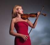 Soloist Anne-Sophie Mutter