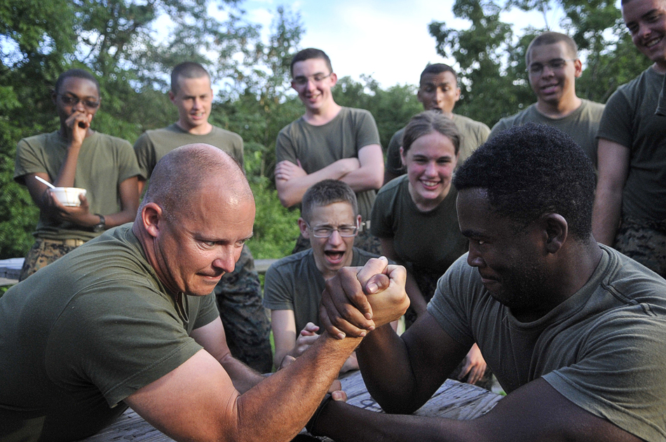Jrotc builds character and leadership essay