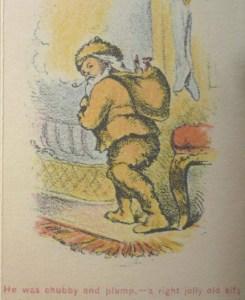 "Facsimile of ""A Visit from St Nicholas"" (Boston: L. Prang & Co., 1864)"