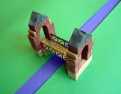 built bridge