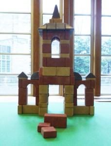 built tower