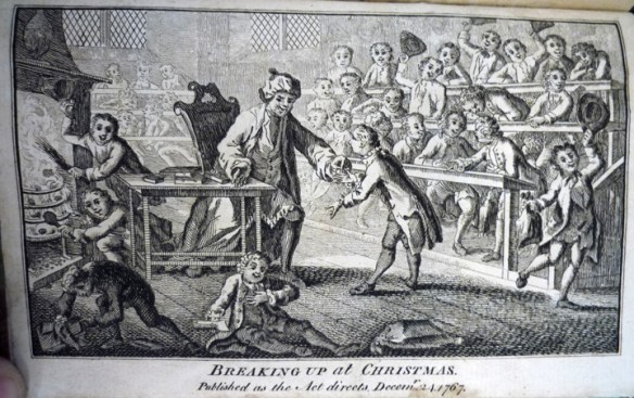 Frontispiece: Christmas Holidays
