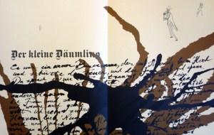 Der Kleine Däumling (The Little Thumbling), spread 3