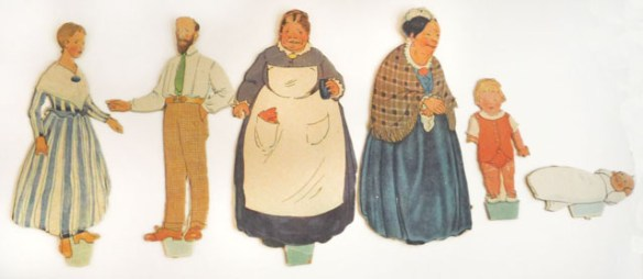 Figures for edition 3, Cotsen 2333