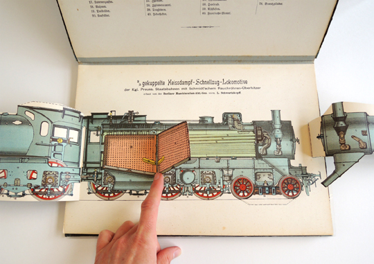 early lift the flap book