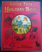 Little Tot's Holiday Book (Warne: not before 1881) Cotsen 30357