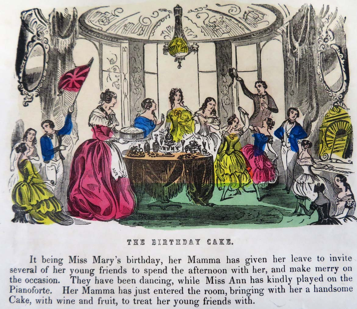 From The House That Jack Built Amusement For Children At Home London J Fairburn Ca 1850 Cotsen 46778
