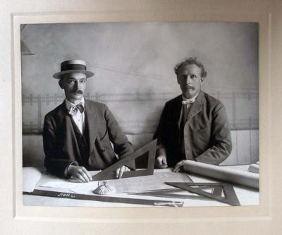 Wilhelm Hildenbrand and John Augustus Roebling