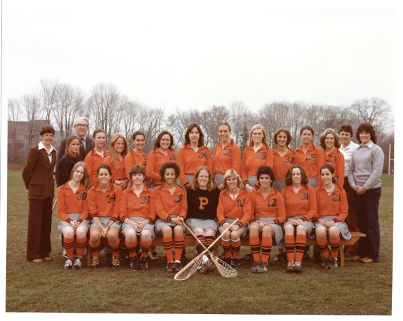 1979 Team Photo, Office of Communications Records (AC168), Box 161