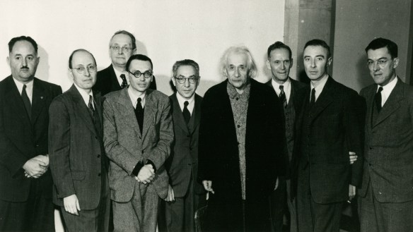 Einstein 70 birthday