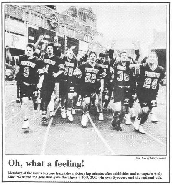Lacrosse 1992 from Princetonian_1992-07-27_v116_n072_spe_0001