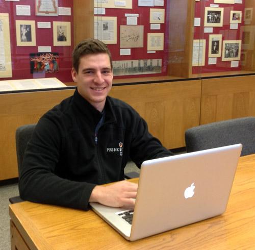 mudd library princeton dissertation