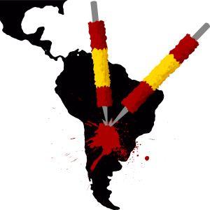 Resultado de imagen de multinacionales españolas en america latina