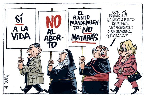 Manel Fontdevila en Público, hoy