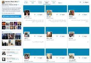 El Twitter de @MarianoRajoy se llena de seguidores zombis