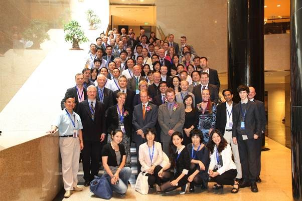 Delegates attending RCUK China – Five Years and Beyond