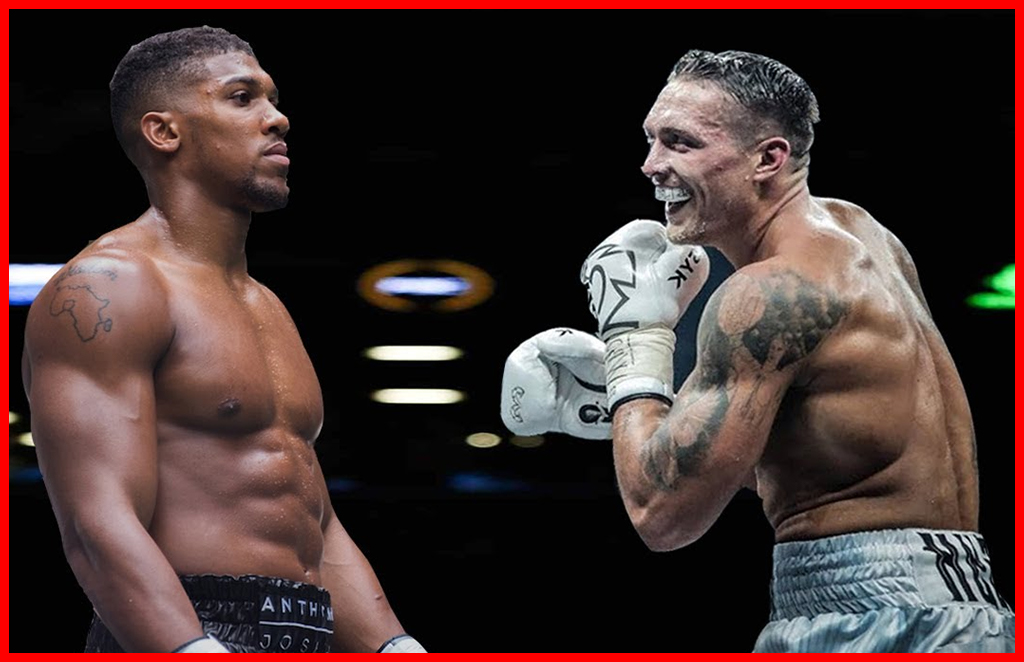 Anthony joshua's second reign as world heavyweight champion has come to an abrupt end after an oleksandr usyk. Alex Krassyuk: Anthony Joshua vs Oleksandr Usyk Fight