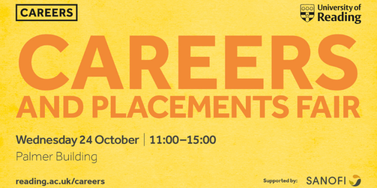 Careers and Placements Fair 2018 Reading