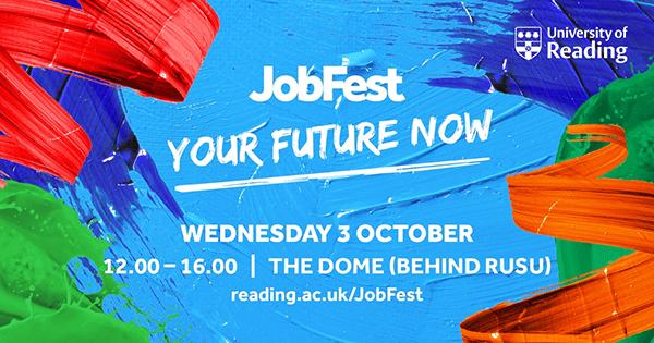JobFest poster