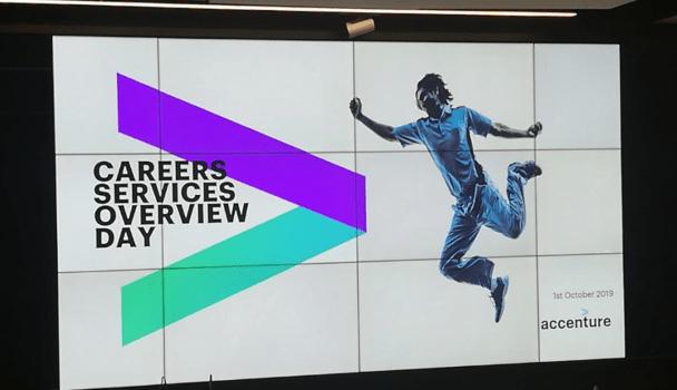 Accenture billboard