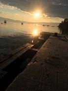 Glorious Lake Ohrid.