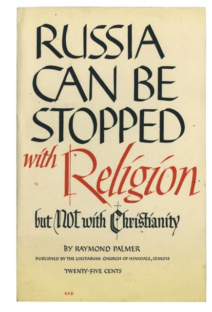 Raymond Daboll lettering