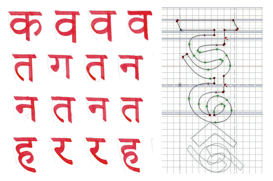 The new Adobe Devanagari