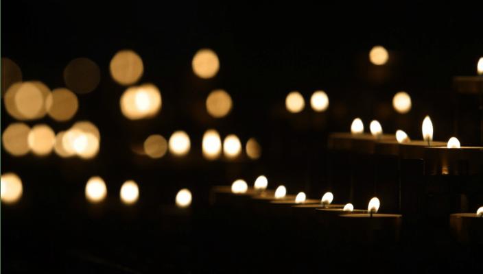 a prayer as the covid 19 death toll