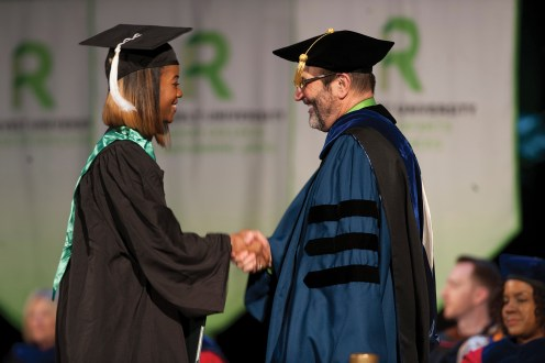Roosevelt University Graduation on 5/2/14. Photos by Nathan Mandell.