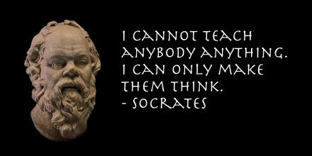 Who Is Socrates In Your Organization? | SAP Blogs