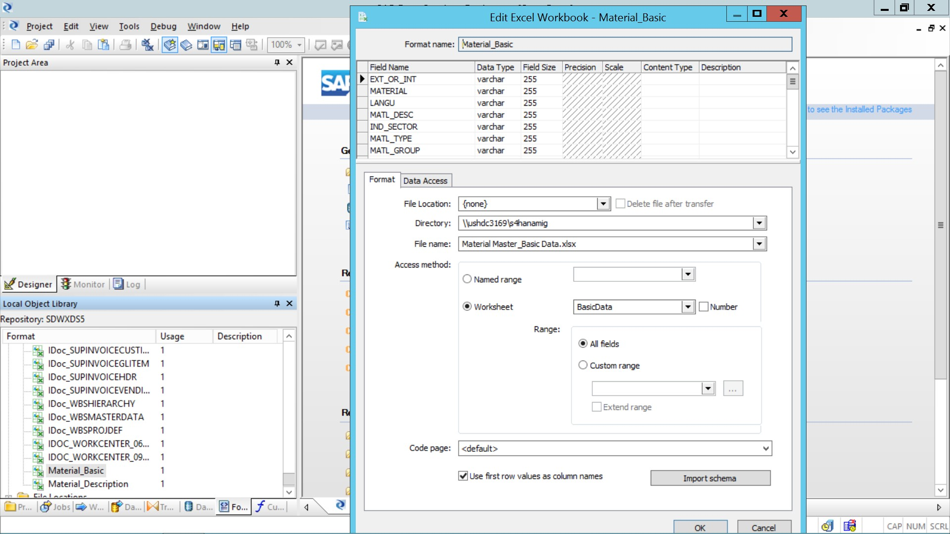 Material Master Migration To S 4hana Using Rds