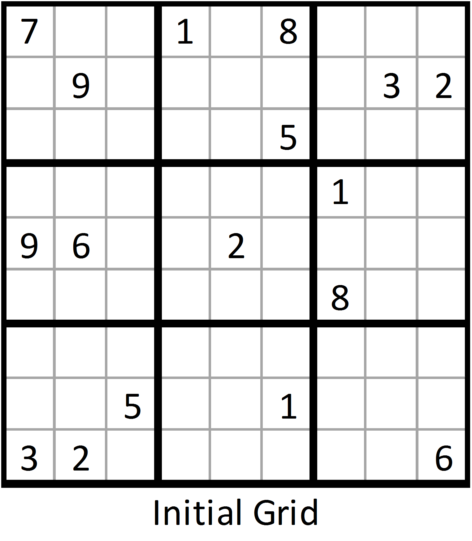 Solving Sudoku With Sas Iml