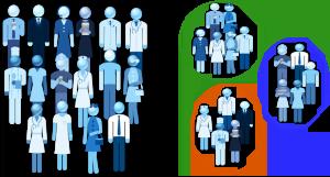 data mining clustering based on similarities